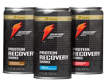 gatorade protein shake