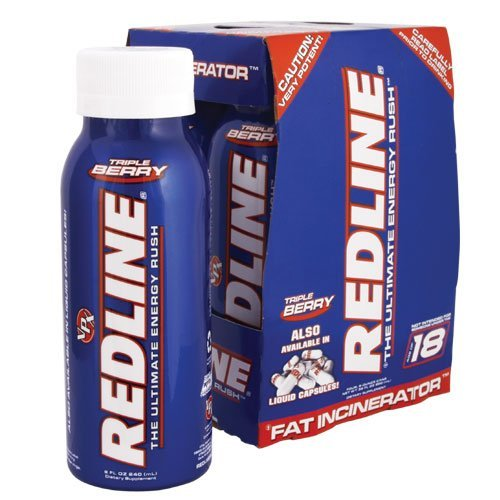 Redline energy drink