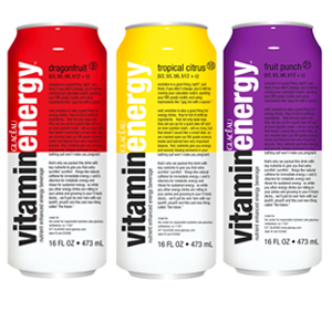 Vitamin energy drink